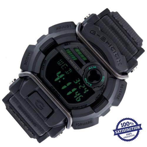 Casio Casio G SHOCK Black Resin Case Resin Strap Mens NWT Warranty Source · Casio G shock GD 400MB 1 Military Series Men s Watch