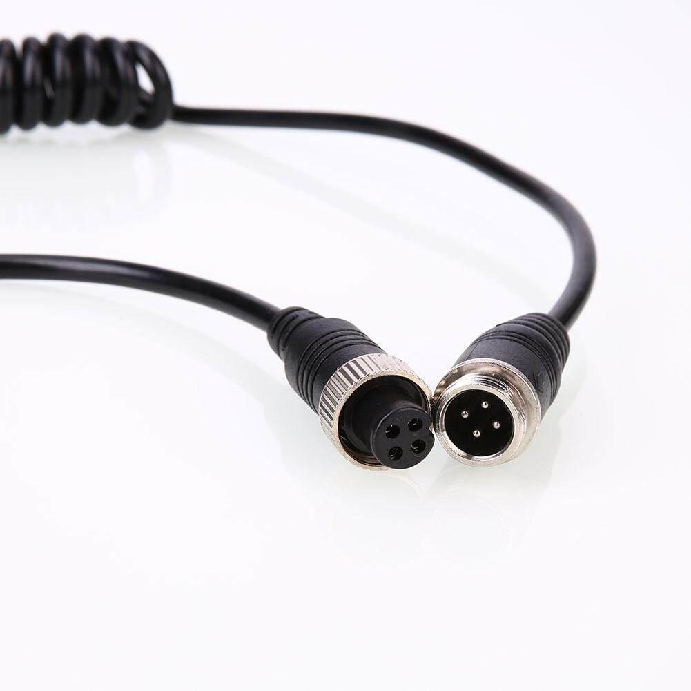 Bali Per Pemanjang Video Audio AV 4Pin Tali Kabel untuk Mobil Kamera Pengawas-Intl