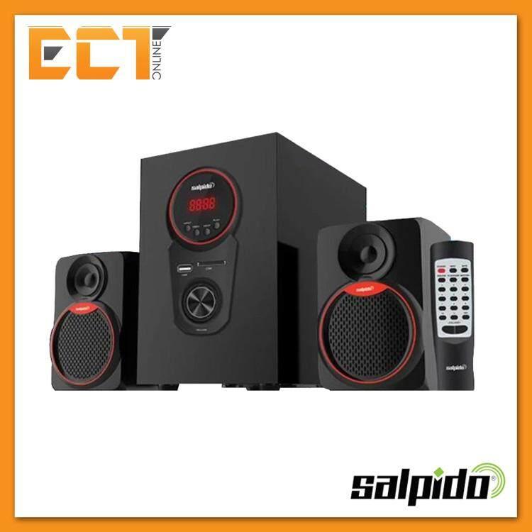 Salpido Caproni 2X Dynamic Modern Sound System 2.1 Channel Multimedia Speaker