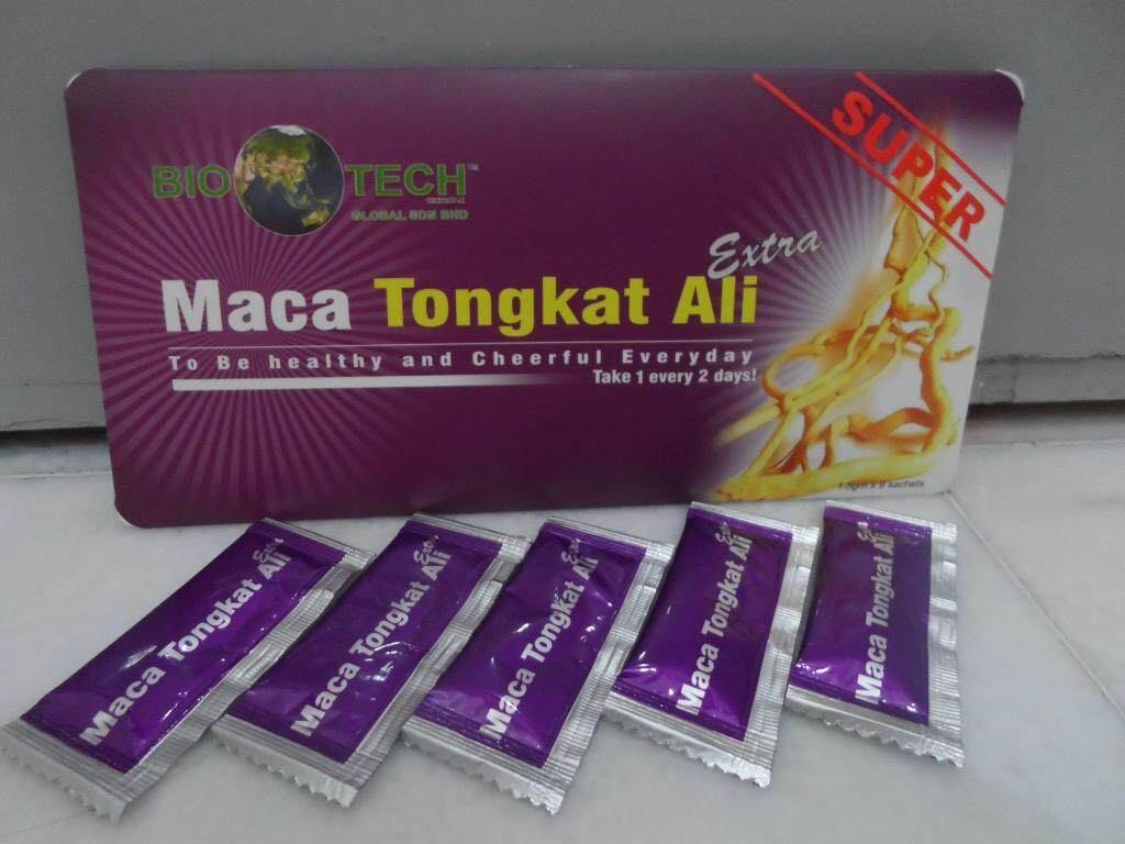 Maca Tongkat Ali With Blueberry(SUPER)
