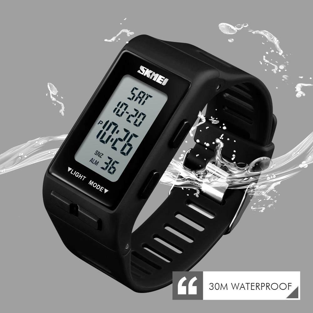 Skmei Buy At Best Price In Malaysia 1335 Jam Tangan Sport Pria Wanita Dual Time Wateresistant 50m Women Watch Fashion Digital 12 24 Hour Wristwatches 1362