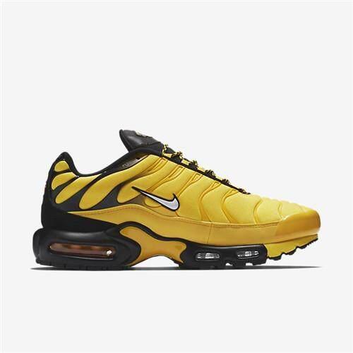 78bee5652efd9 Nike Asli Air Max Plus TN Low Top Diskon Sepatu Lari Pria EU 40-44