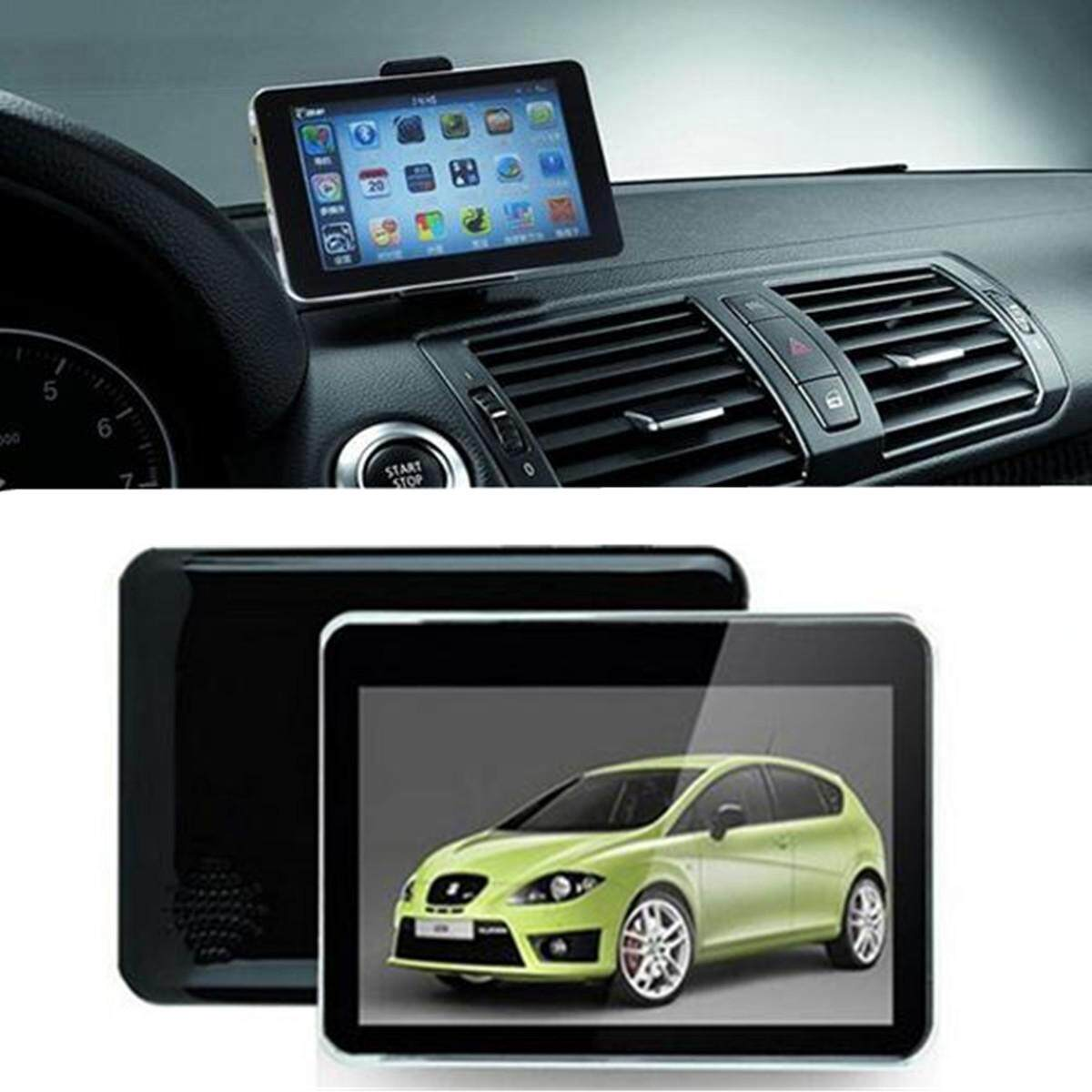 4GB 5'' TFT Touch Screen Auto Car GPS Navigation SAT NAV FM Free Map Update  MP3 America/Australia/Europe
