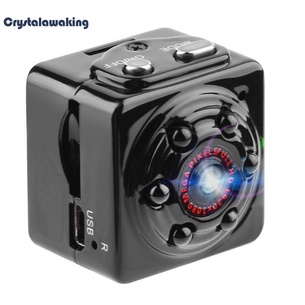 Sq9 Mini Camera Hd 1080p Sports Dv Camcorder Ir Night Vision Video Recorder By Crystalawaking.