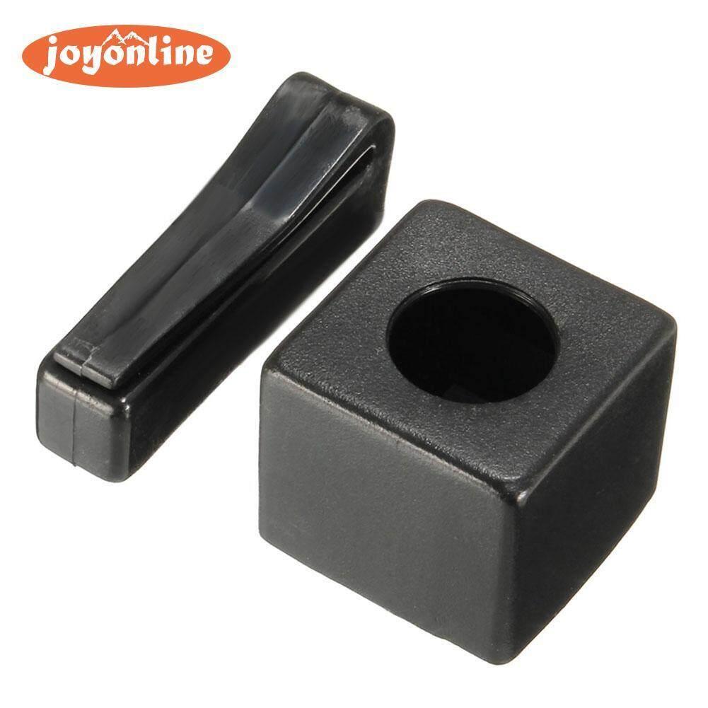 Snooker Magnetik Pemegang Kapur Tongkat Biliar Dengan Klip Sabuk-Intl By Joyonline.