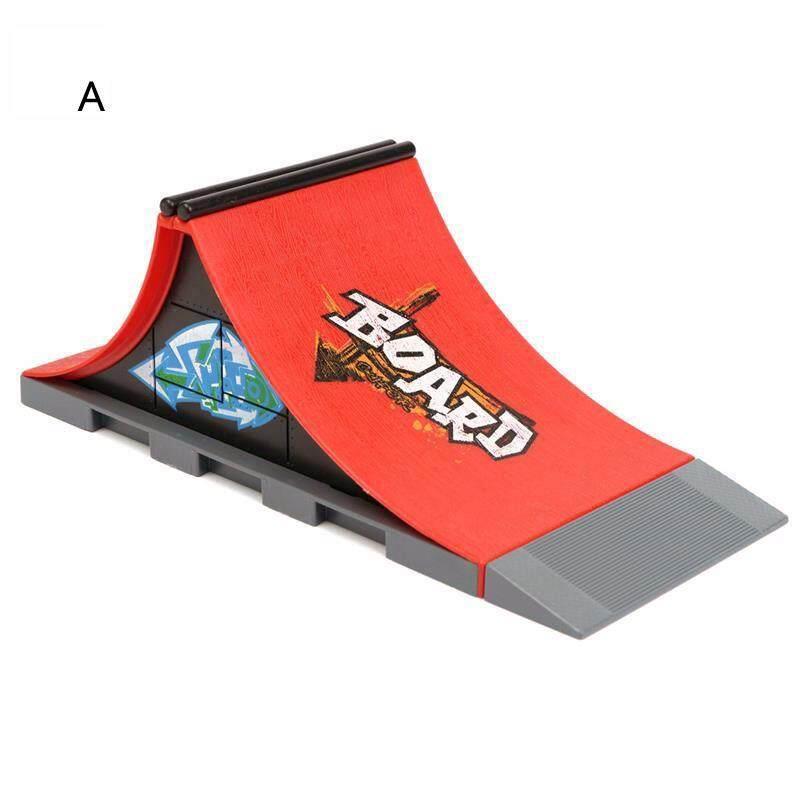 Phân phối 1 Cái Bán Chạy 6 Phong Cách Công Viên Trượt Băng Với Bộ Phận Dốc Ngón Tay Cho Bàn Phím Trượt Ván Ngón Tay Techdeck Đồ Chơi Cho Trẻ Em