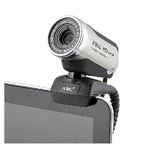 Anc HD 1080p Camera Night Visionn Computer Webcam High Quality With Mic For Win 7/8/Mac