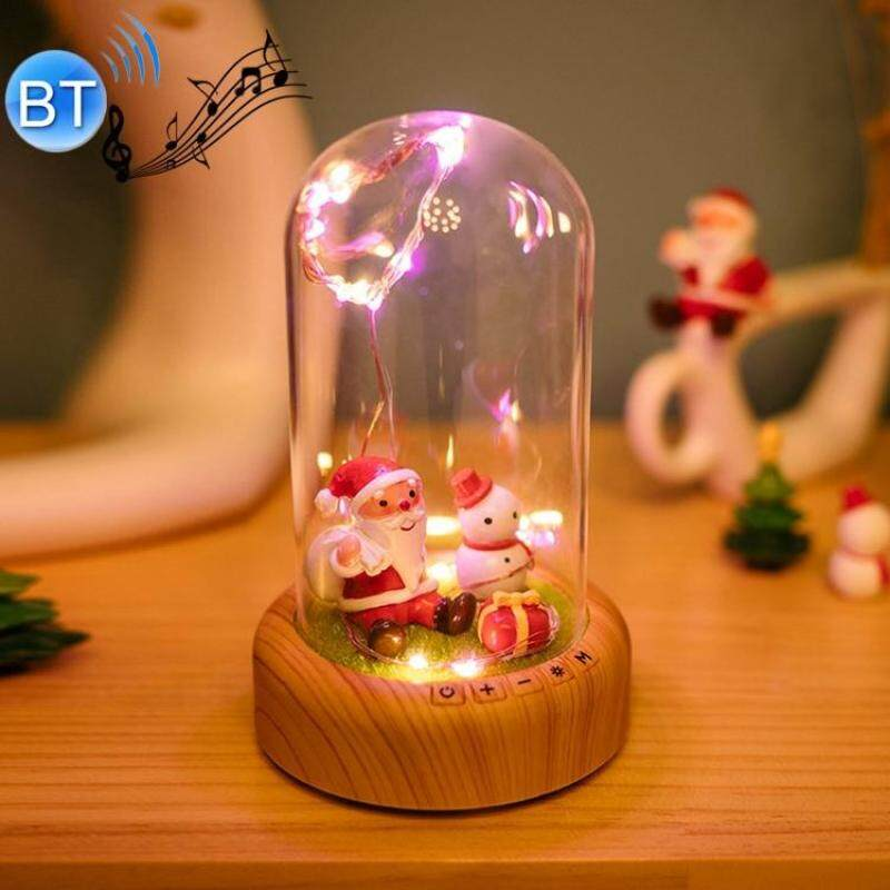 Bảng giá Dream Streamer Bottle Rechargeable LED Decorative Night Light Bluetooth Speaker Table Lamp