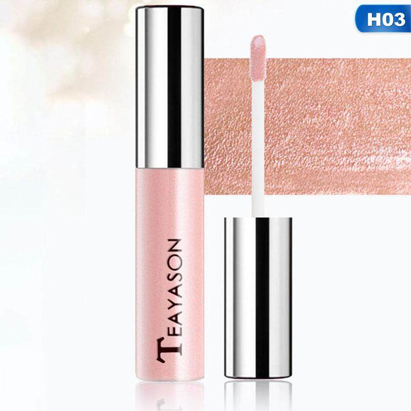 Fancyqube Face Liquid Highlighter Cream Liquid Illuminator Makeup Shimmer Glow Make UpBronzer Highliter Brighten Beauty Cosmetic - intl Philippines