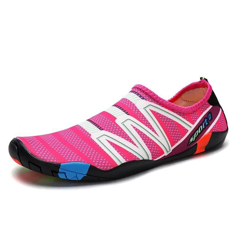 Air Sepatu untuk Wanita Sepatu Kets Bersirkulasi Di Musim Panas Sepatu Pantai Pecinta Wade Sepatu Berselancar Sepatu Renang Sepatu Pria Yaga Pelatihan Sepatu 107-Intl