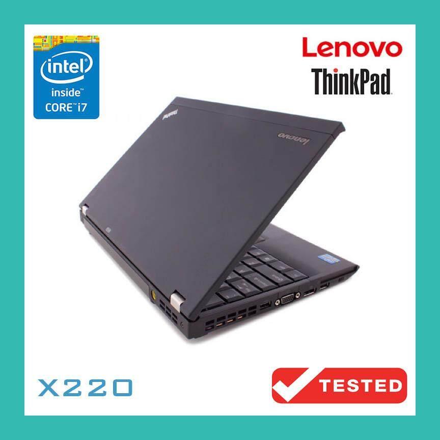 LENOVO THINKPAD X220 [CORE I7 - 3.40GHZ] Malaysia
