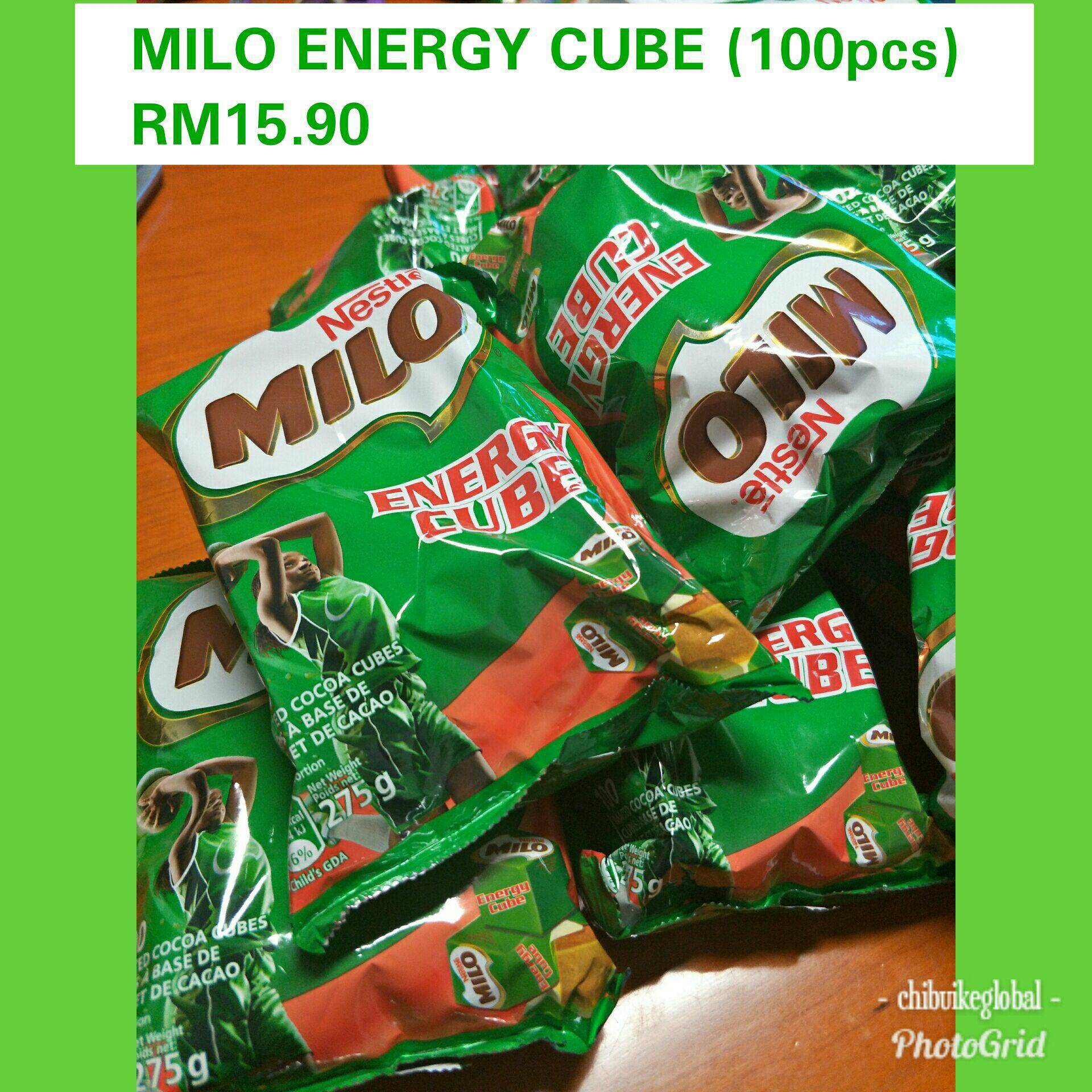 Sell Milo Mochaactiv Cheapest Best Quality My Store Energy Cube 2 Pack Myr 15