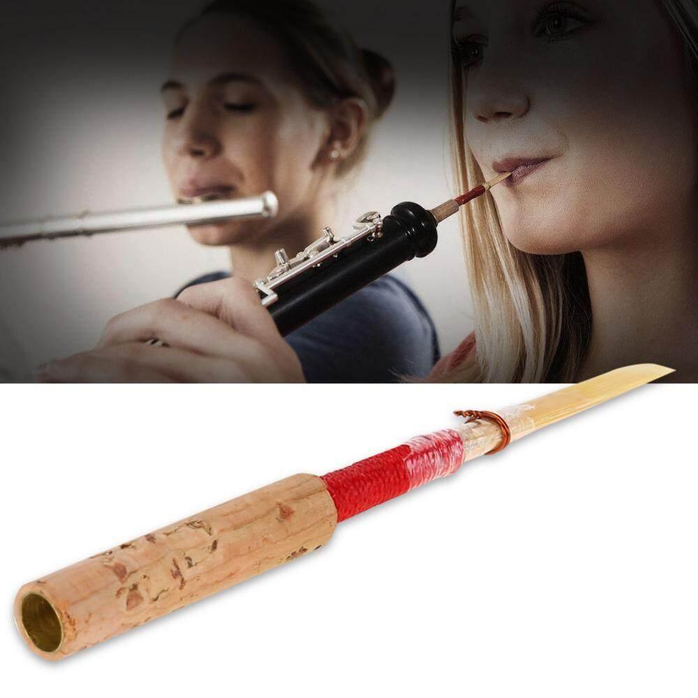 5 Pcs Bassoon Reeds Medium Bamboo Reeds Instrument Replacement Accessories