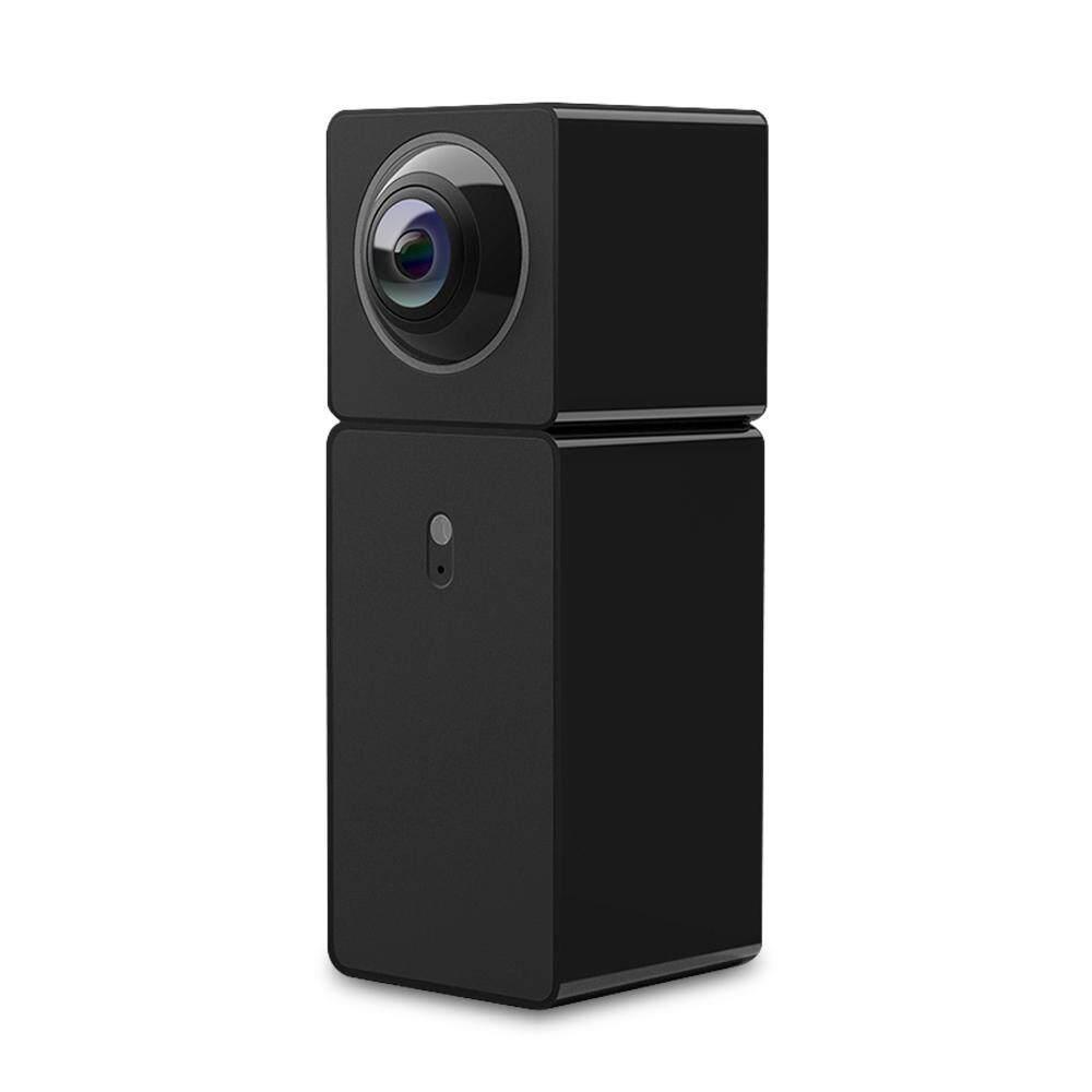 Xiaomi Hualai Xiaofang 1080p Dual Lens Panoramic View Smart Wifi Ip Camera Xiaomi Smart Home By Glimmer.