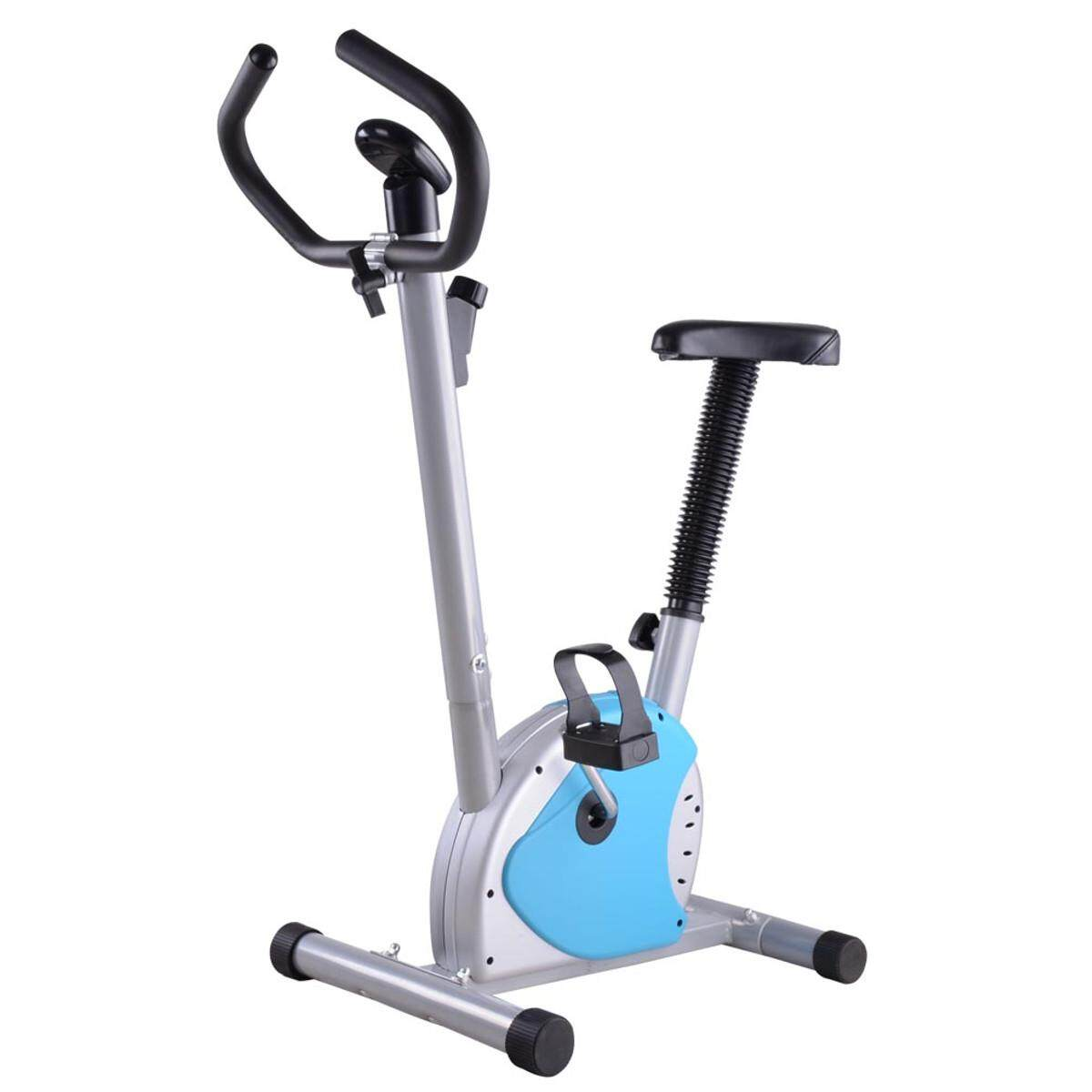 Exercise Bike - Training Bicycle Fitness Cycling Machine Cardio Aerobic Gym Home