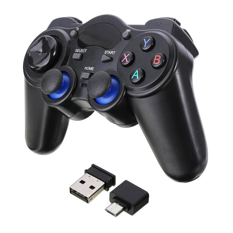 2.4g Nirkabel Papan Kontroler Game Untuk Tablet Android Kotak Pc Tv Model: Mikro Usb-Intl By The Sunnyshop.