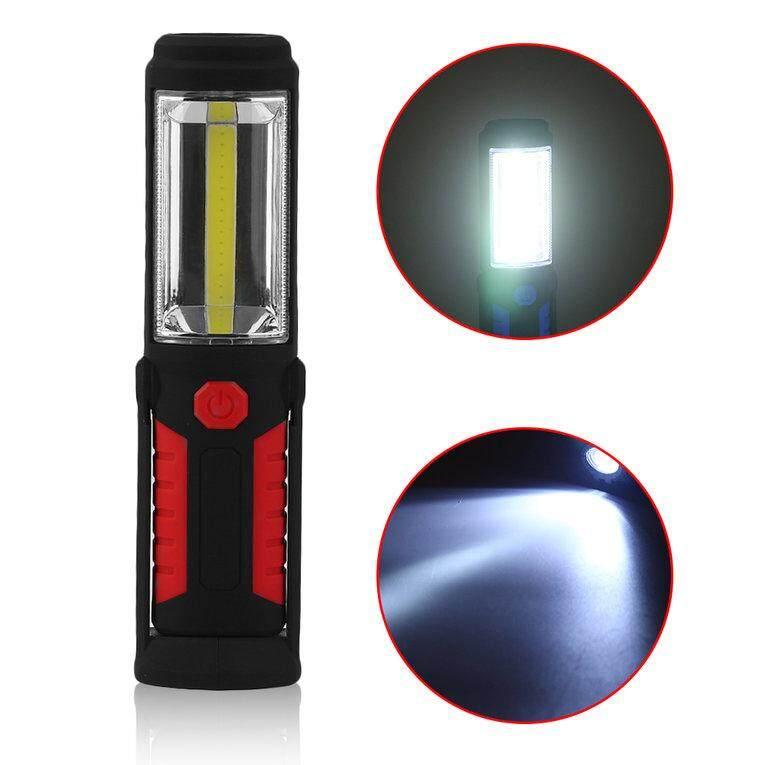OSMAN Portable Work LED Flashlight Torch Inspection Light Lamp For Auto Repair - intl