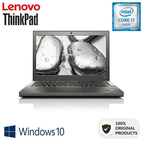 LENOVO THINKPAD X240 [ CORE I7 VPRO / 12.5-INCH / 4GB DDR3/ 1TB HDD ] 2 YEAR WARRANTY Malaysia