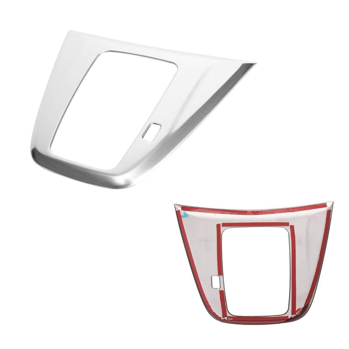 Chrome Matte Shift Gear Panel Trim Frame Cover Gar For Honda CR-V CRV 2012-2016