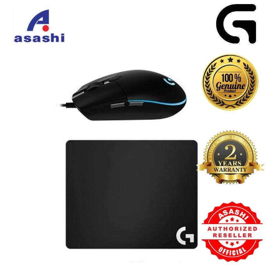 Logitech G102 Bundle G240 Gaming Mouse and Mouse Pad Combo Malaysia