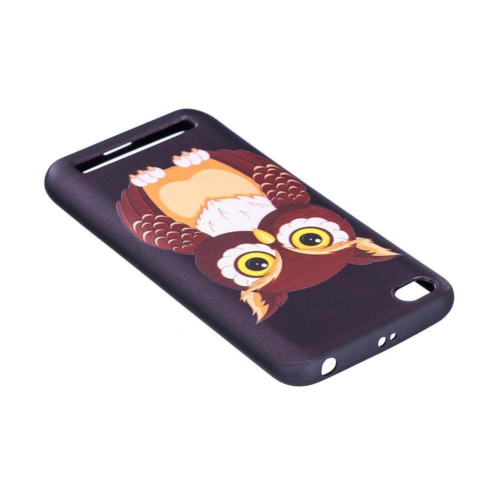 Telepon Case untuk Xiaomi Redmi 5A Ultra Tipis Lembut TPU Anti Gores Belakang .