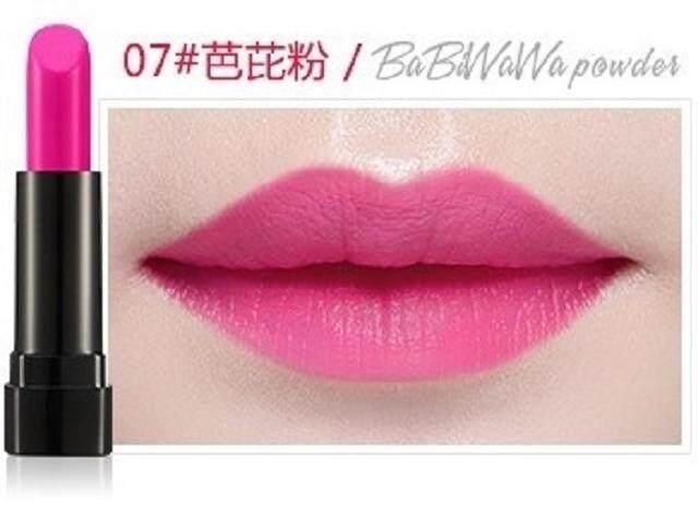 【7 # 】Mini Lipstik Tahan Lama Mewarnai Lipstik Pelembap Sampel Lipstik Mahasiswa Lucu Wanita Hamil Tersedia-Intl