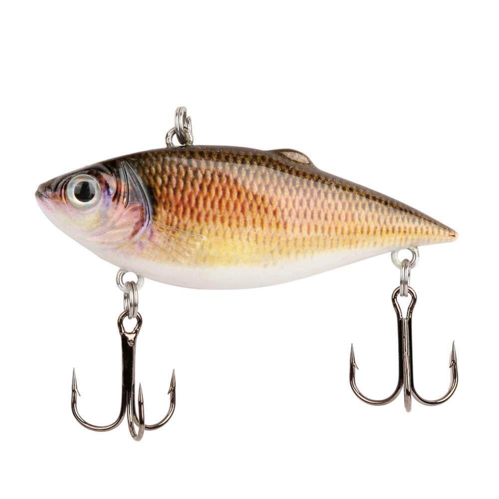 Dicat Manusia Hidup Ikan Mainan Berbentuk Umpan Pancing Umpan Ikan dengan Kait (B)-