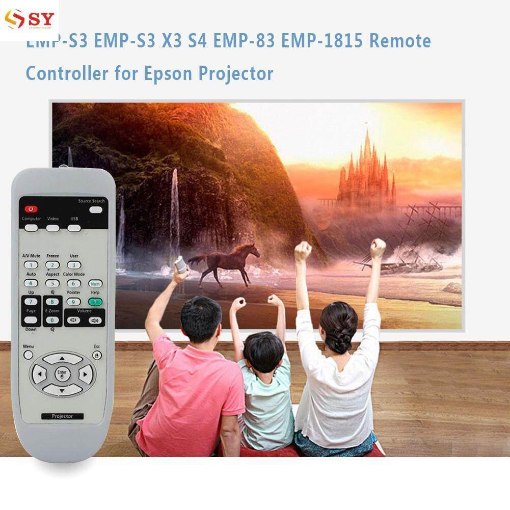 Jual Remote Control Cocok Untuk Epson Emp Proyektor S3 X3 S4 Emp 83 Source · Pencarian Termurah So Young Controller Remote Premium Plastic Grey Button ...