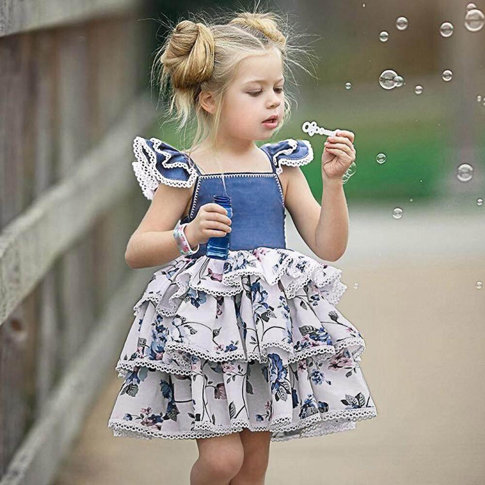 c5f52829bcc24 Buy Baby Girls Dresses | Party | Beach | Lazada