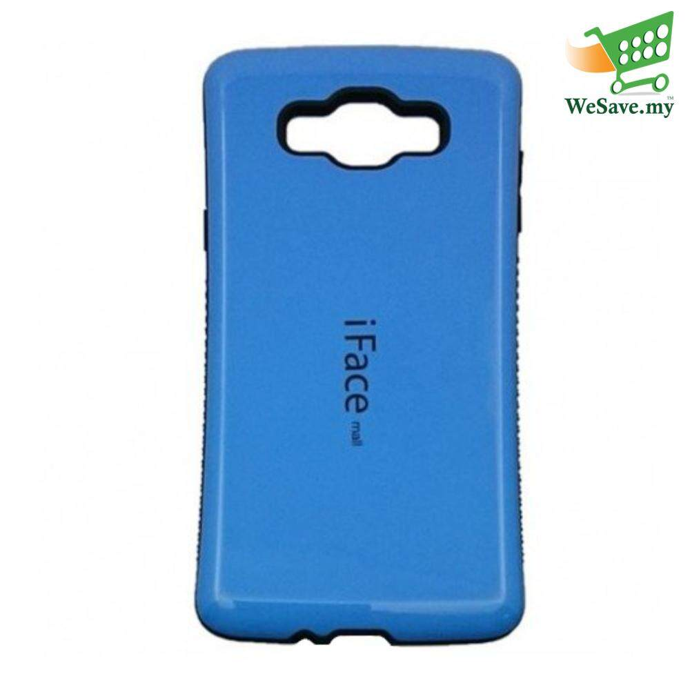IFace Mall Samsung Galaxy A5 Hard Case Blue Colour 21504537