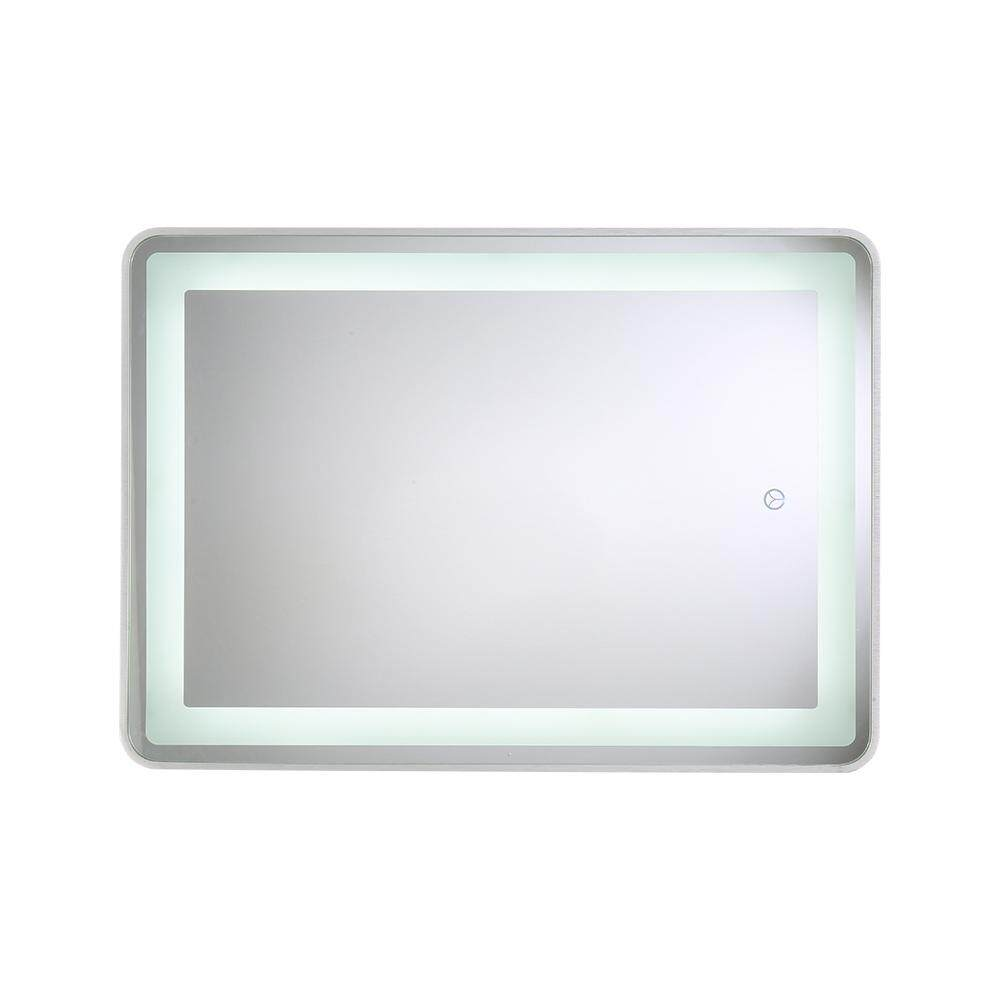 MumoLight Mirror Bathroom Types 700*500mm Rectangle Simple Modern Design Touch Dimmable