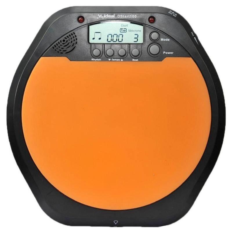 Big House Digital Electronic Drummer Training Practice Drum Pad Metronome