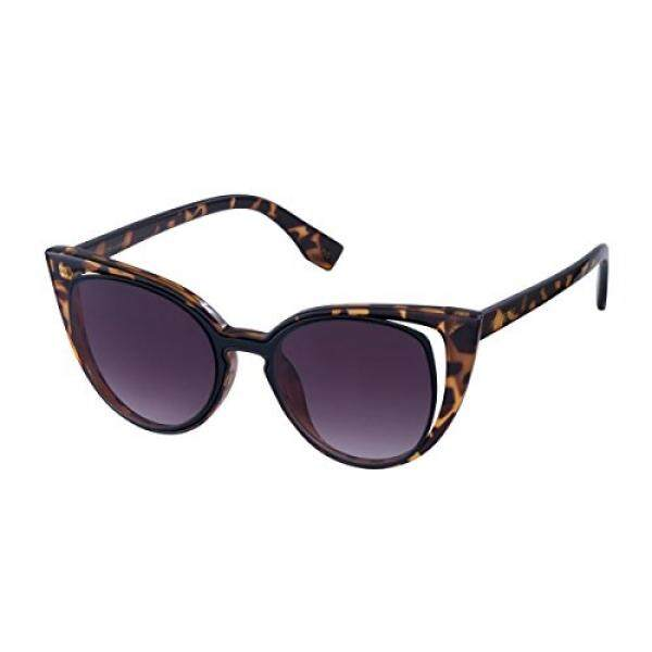 PERVERSE Sunglasses Womens Saga Fable/Glossy Tortoise/Black Gradient One Size - intl