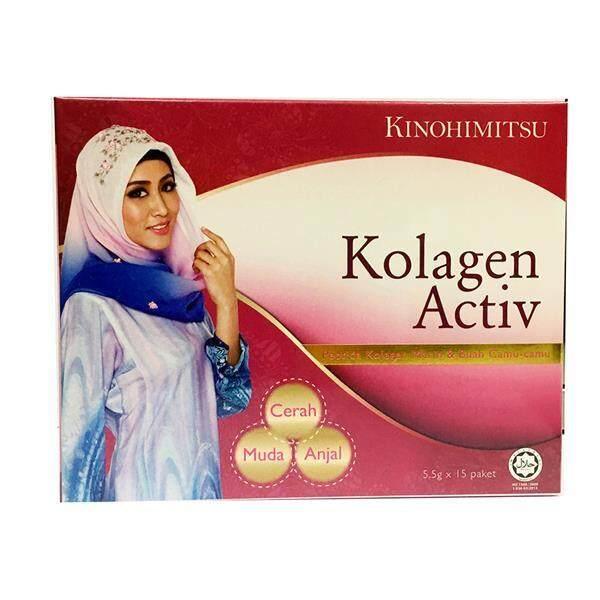 Kinohimitsu Collagen Activ 15s Anti-Aging & Whitening