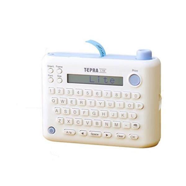 KING JIM Washi Tape Label Printer, TEPRA Lite, LR5E; English Edition - intl