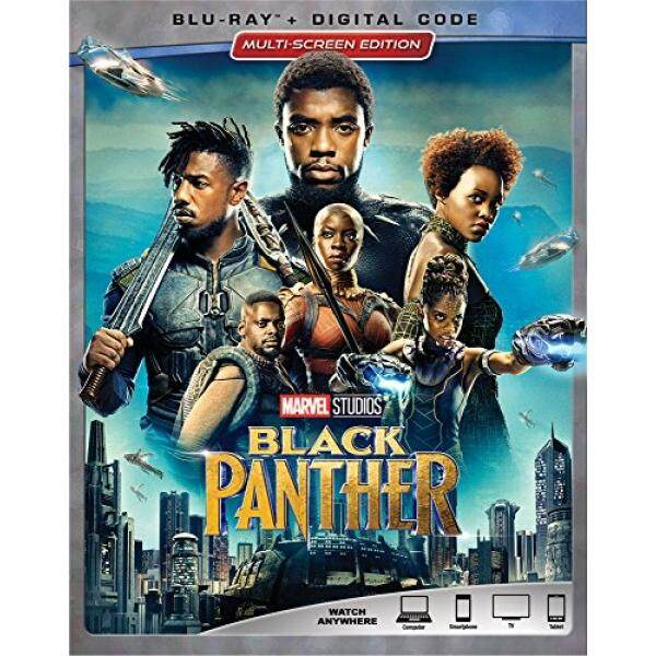 Black Panther [blu-Ray] By Buyhole.