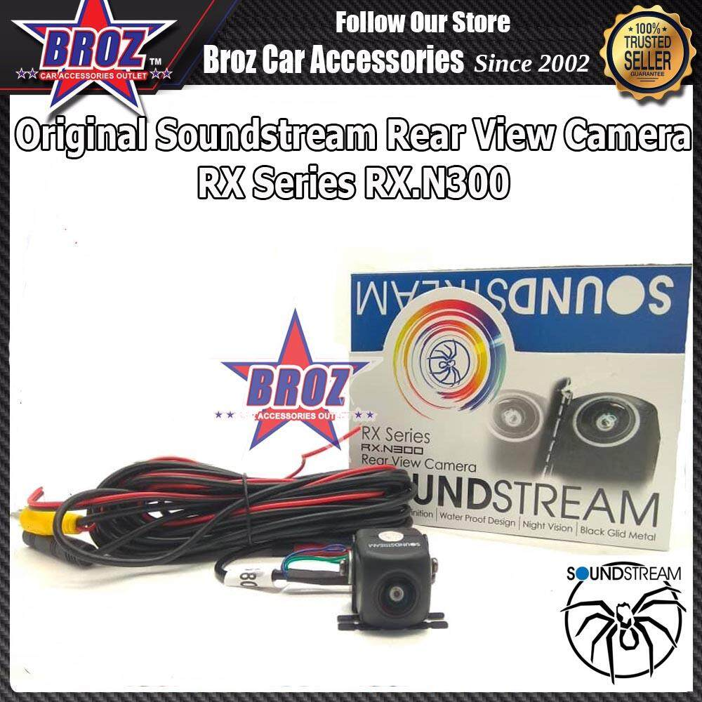 Soundstream Rear Camera RX Series RX.N300 180 Angle HD Waterproof Night Vision