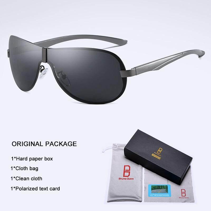 2018 Baru Merk Desainer Uniseks Pria dan Wanita Retro Kacamata Hitam Terpolarisasi Pria Wanita Cermin Aviasi UV400 Perlindungan Matahari Kacamata dengan Kotak Mengemudi Memancing Alloy Frame kacamata Antik (Hitam Frame Lensa Biru) a505-Intl