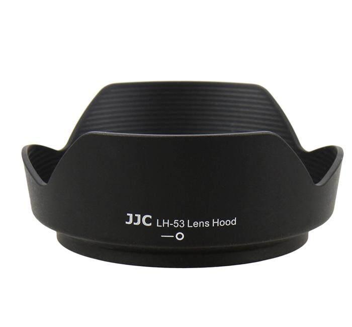 JJC LH-53 Lens Hood for Nikon AF-S NIKKOR 24-120mm f/4G ED VR Lens Camera Lens ( HB-53 )