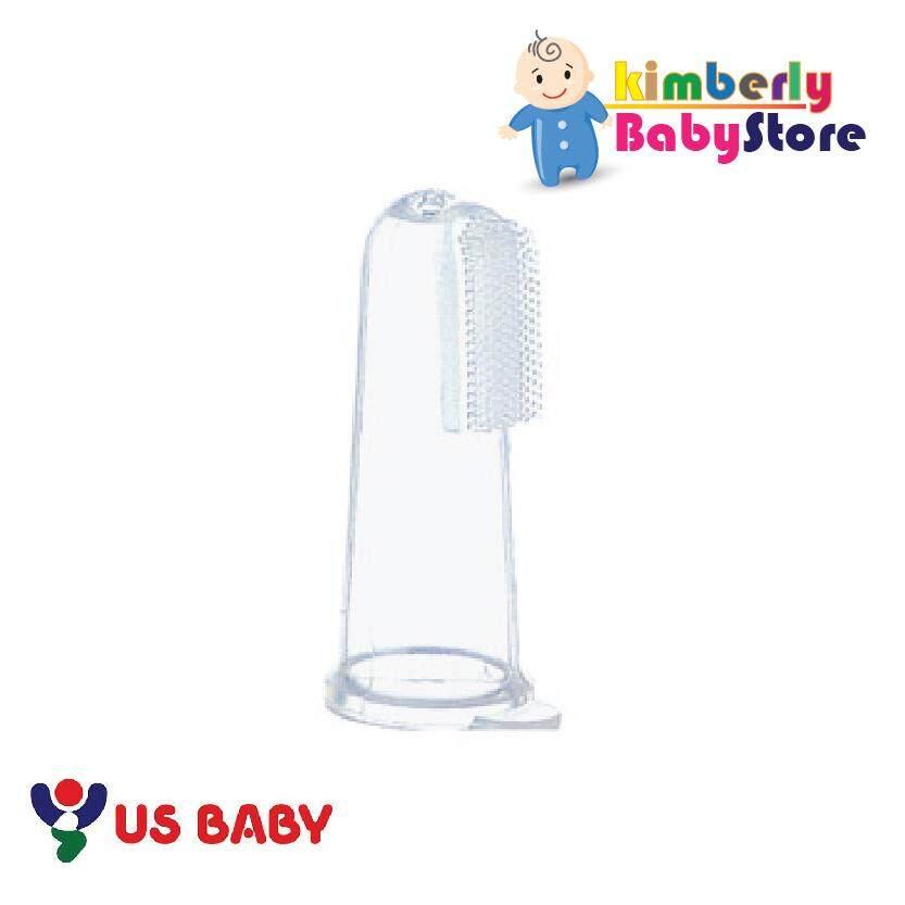 US Baby Infant Toothbrush (Finger Shape)