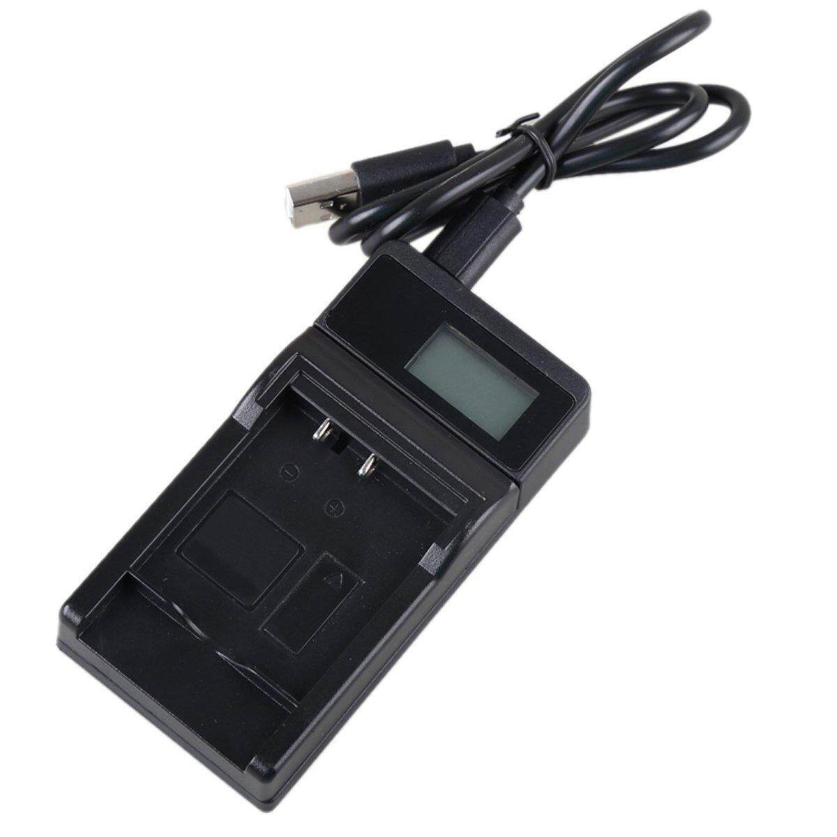 FNP-85 NP85 USB LCD Display Digital Camera Charger For Camera FinePix S1 SL1000 SL305 - intl