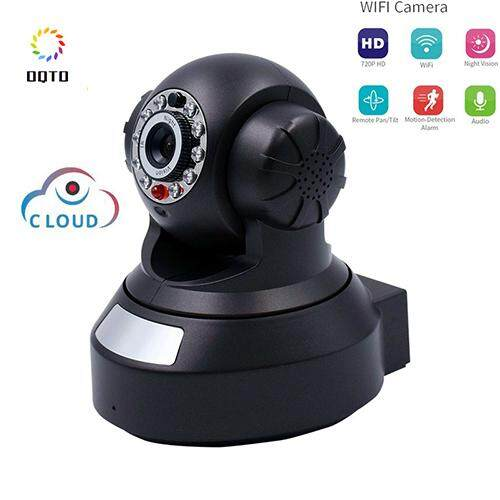 720 P Cloud IP Kamera Wifi Cam Keamanan Kamera Pemantau Keamanan Kamera CCTV Modus Malam Gerak