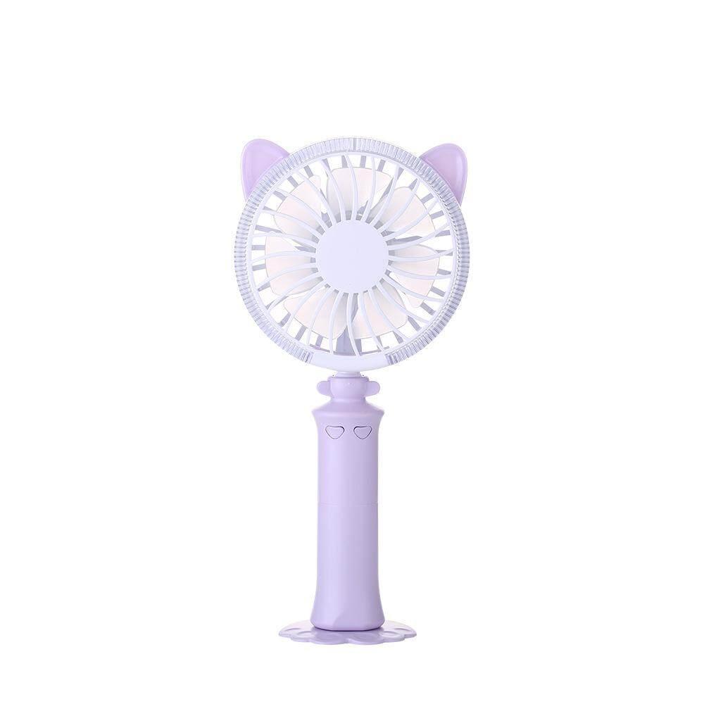 Auoker Mini Fan Hand Portable Outdoorn Creative Summer Fan - intl