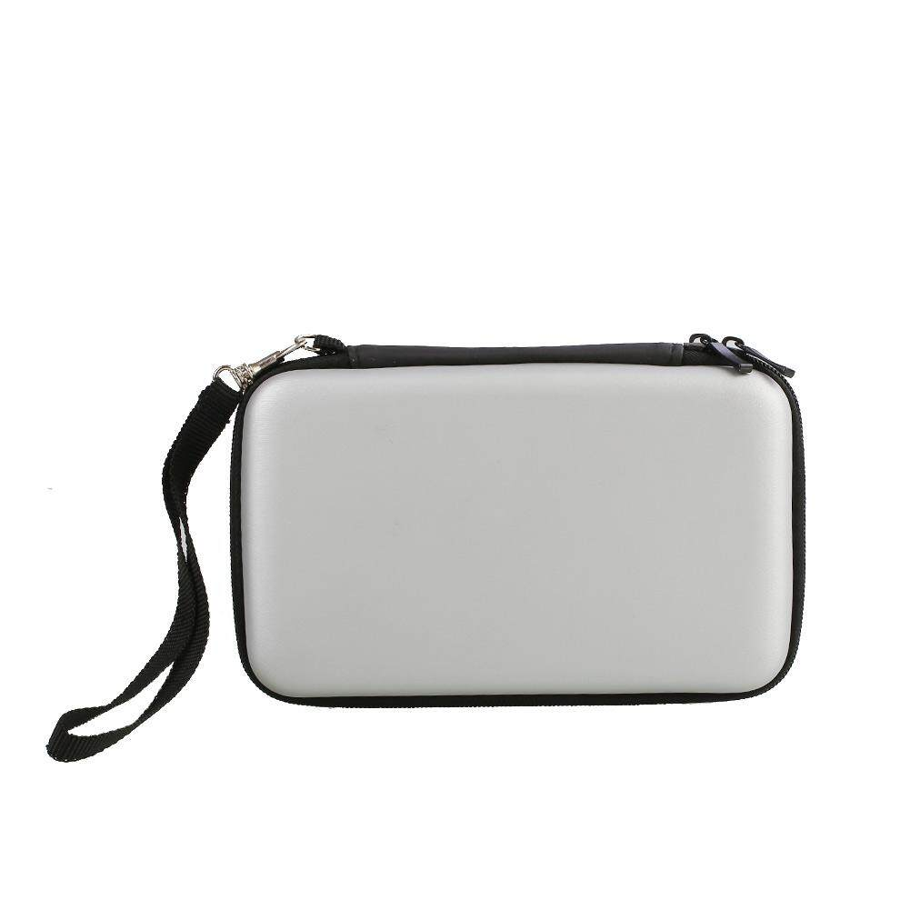 Features Efashionmall Clearance Sale 2 Color Style Eva Carry Hard Hori Steel Case New 3ds Xl Ll Silver Bag For Nintendo
