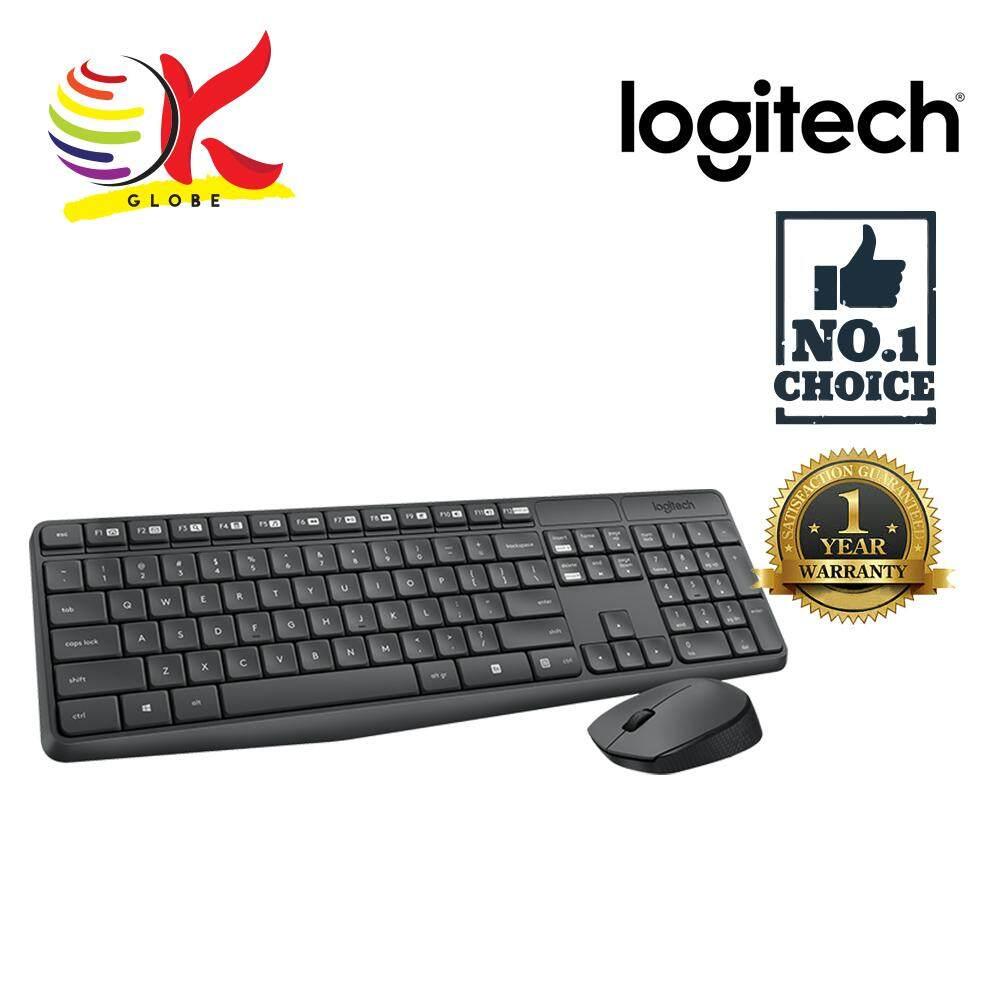 Sell Logitech Wireless Desktop Cheapest Best Quality My Store Combo Mk240 Myr 73
