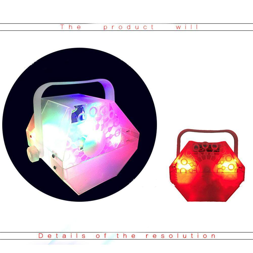 Qimiao LED Bubble Machine Great for Wedding Birthday Parties Festivals Specification:European regulations - intl