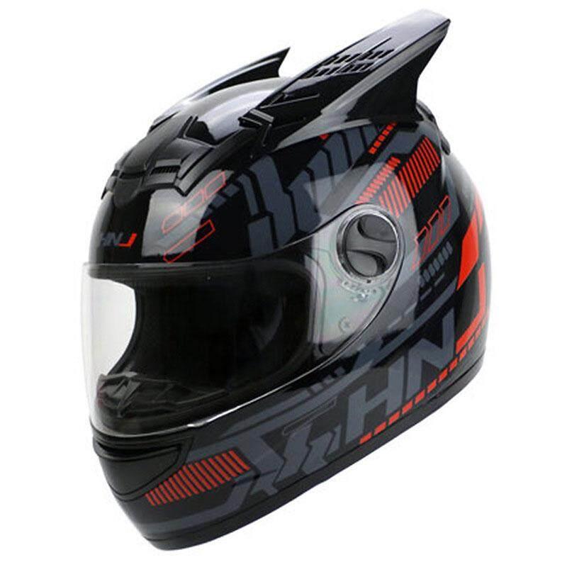 Dsstyles Unisex หมวกกันน็อค Motorcross อุปกรณ์ป้องกันหมวกนิรภัยเต็มรูปแบบหมวกจักรยานยนต์ By Dsstyles.