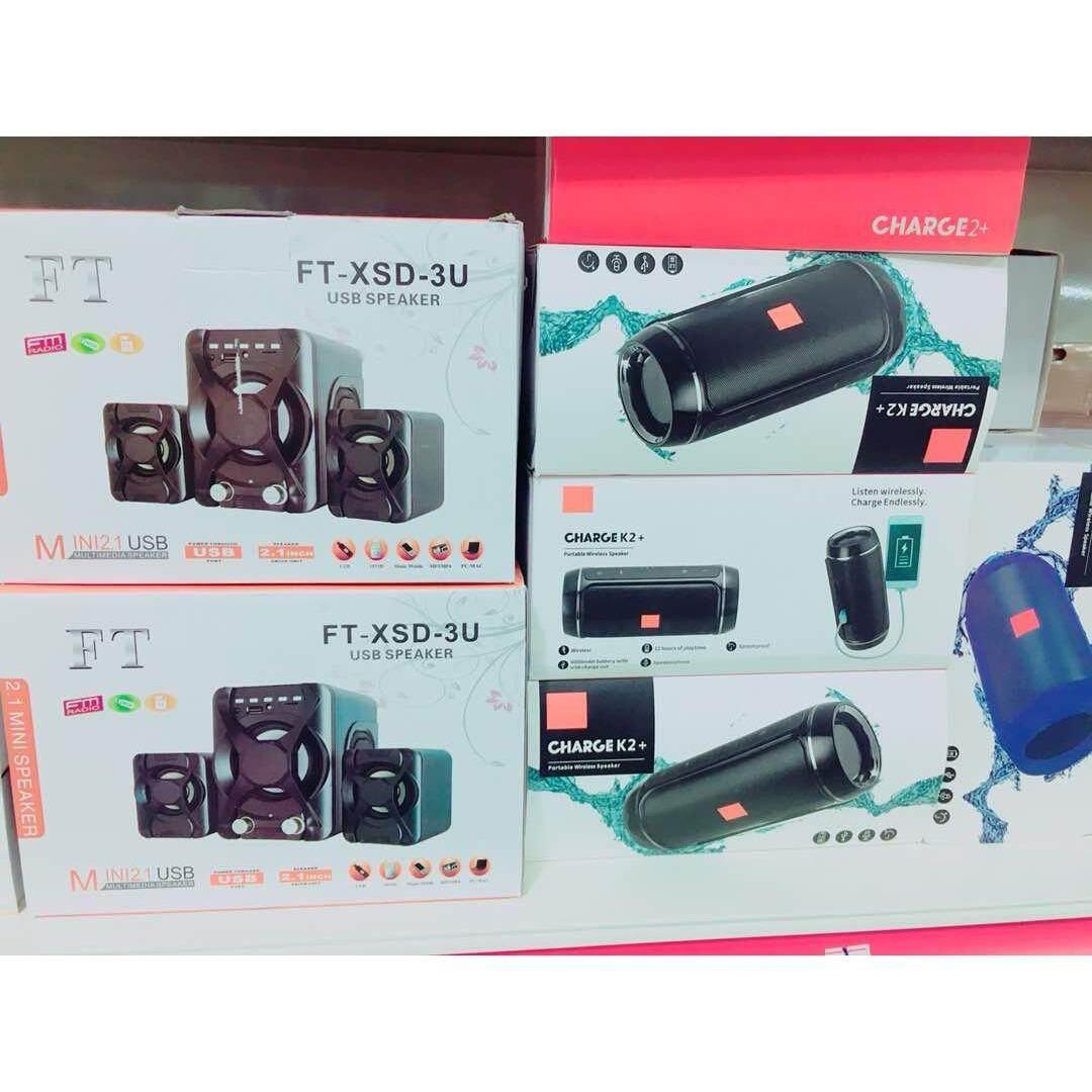 (Best Buy) Wireless speaker Charge 2+ Portable