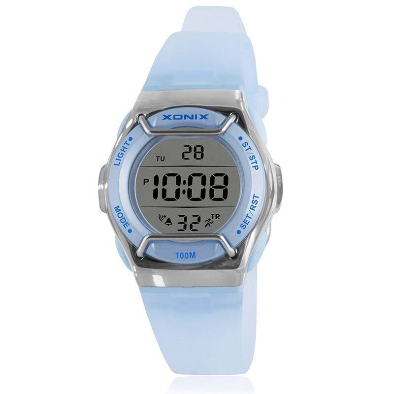 New Fashion Brand Children SportWatcheLED Digital Military Watch Boy Girl Student Woman Multifunctional Wristwatches bán chạy