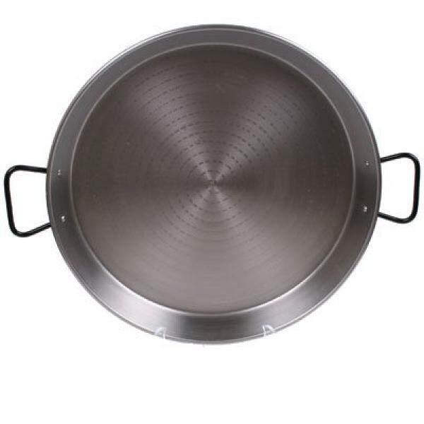 Garcima 16-inch Pata Negra Restaurant Grade Paella Pan, 40cm - intl